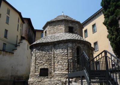 Tempietto di Santa Croce - 19 juillet 2012