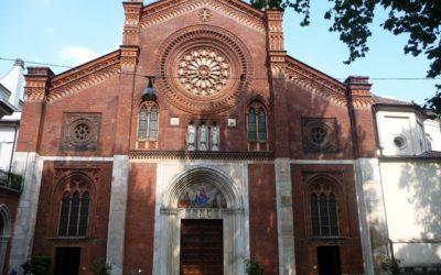 Eglise San Marco à Milan