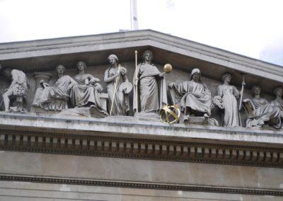 British Museum - Entrée principale - 6 août 2013