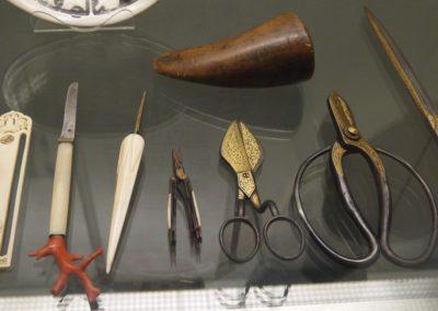 Instruments de calligraphie - Du IXe au XVIIIe siècle