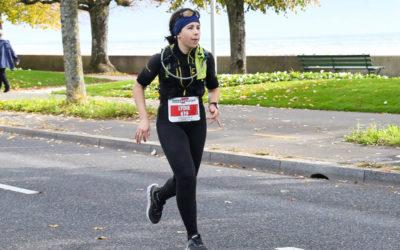 Premier Marathon à Lausanne (2019)