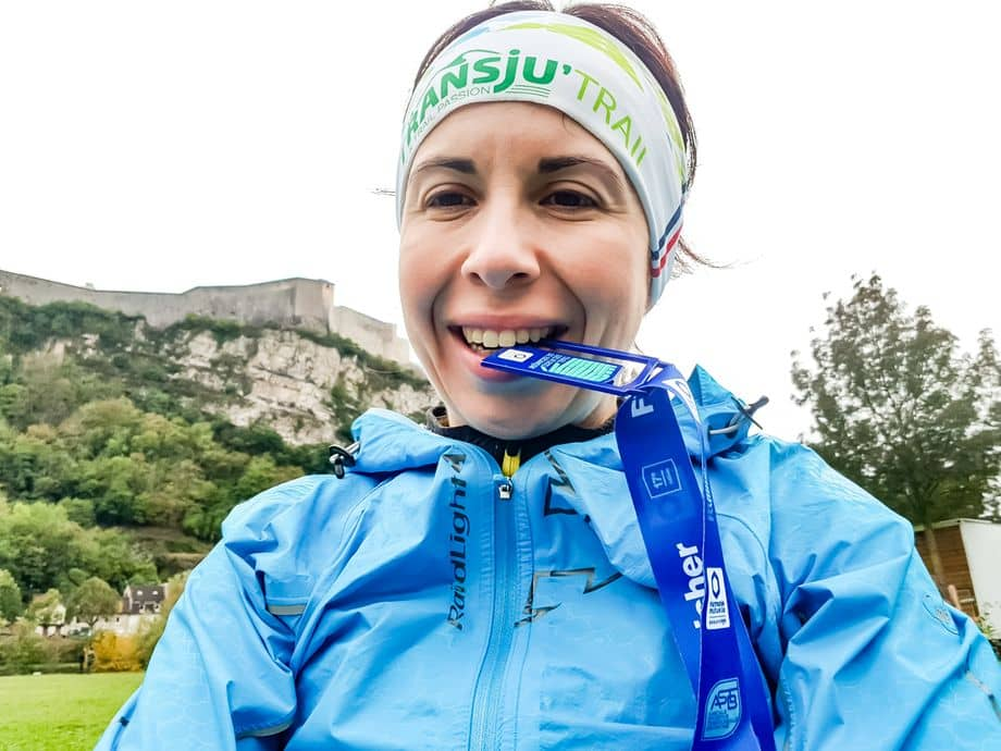Traileuse trail des forts 2020