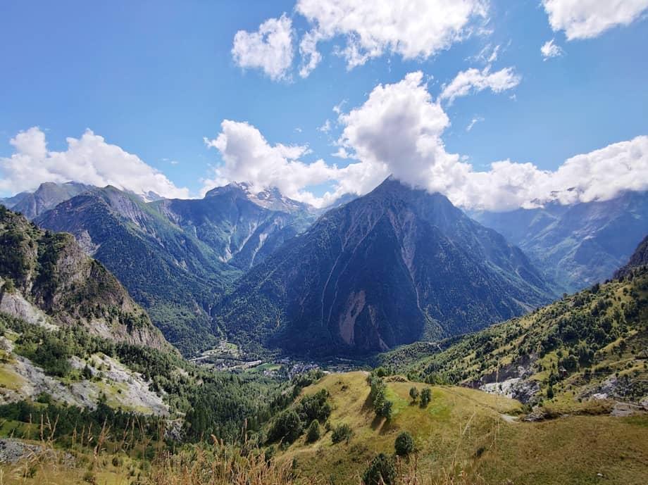 Le belvédère des 2 Alpes