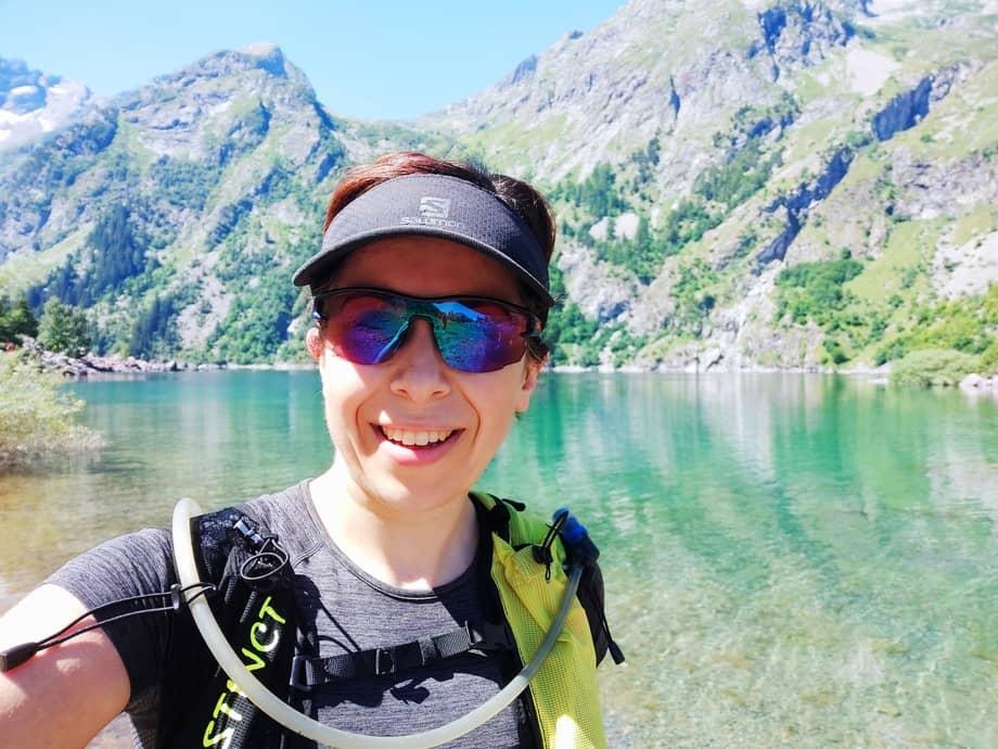 Traileuse au lac Lauvitel
